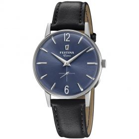Orologio Solo Tempo Uomo Festina Extra Collection Blue