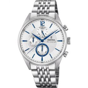 Orologio Festina Sport  Timeless Chronograph Blu F20285/1