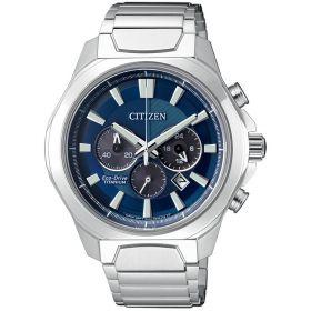 CITIZEN Orologio Cronografo Uomo Citizen Super Titanio CA4320-51L
