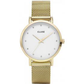 CL18302-Orologio Solo Tempo Donna Cluse Pavane Gold