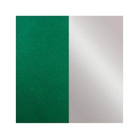 703018584CI000-  Inserto Vinile per Anello 12mm Verde Bottiglia/Grigio Vernice